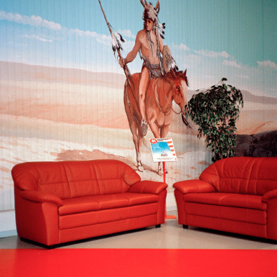 Couch & Indianer